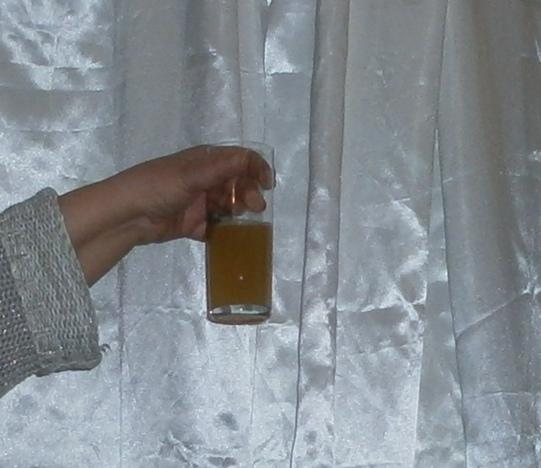 Trübes Bier ist ein Zeichen von Schimmel oder Hefebefall.