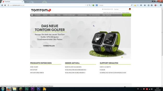 Besuchen Sie Homepage des Herstellers.