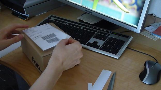 Online Lastschriftverfahren Dhl