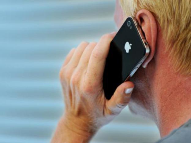 Wenden Sie sich telefonisch an die Hotline.