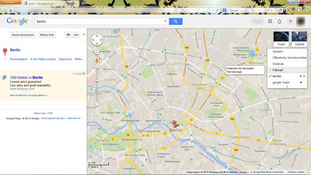 Google Maps Wegpunkte Setzen
