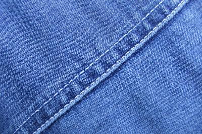 Auch Jeansröcke lassen sich selber nähen.