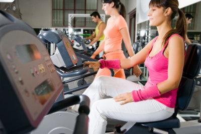 Gesäßmuskeltraining - nicht nur im Fitnessstudio.