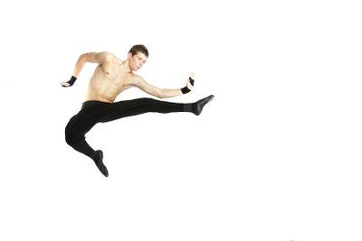 Mancher Tanzstil ist schon fast Akrobatik.