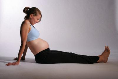 Eine Schwangerschaft bringt auch Beschwerden mit sich.
