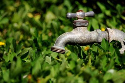 Machen Sie Ihren Wasserhahn winterfest.
