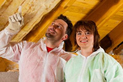 Isolieren Sie Ihr Dach mit Klemmfilz!