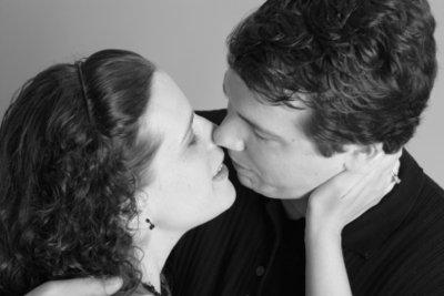Küssen ist die Innigste aller Sprachen.