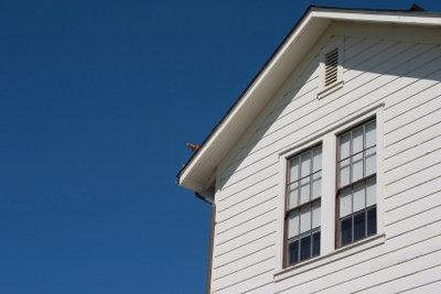 Fenster können Sie mit Folie verdunkeln.