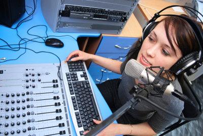 Radiomoderator ist ein spannender Job