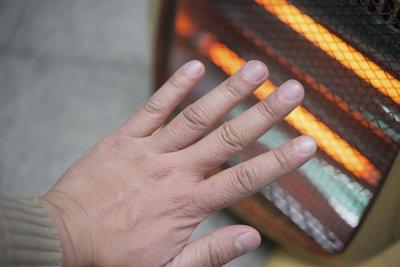 Der Heizpilz sichert Grillabende auch an kühlen Tagen