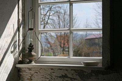 So bauen Sie Fensterflügel richtig aus.