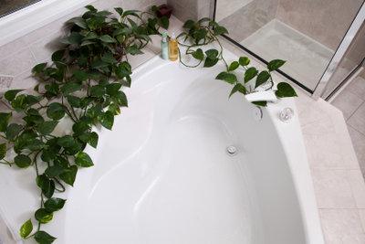 Ein neues Badezimmer macht Spaß.