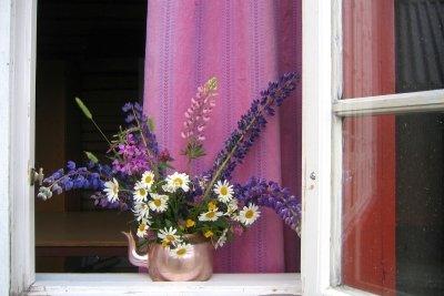 Ein altes Fenster ist oft undicht.