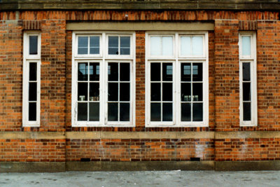 Fenster sind das Gesicht jedes Hauses.