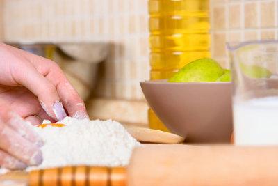 Die Abschlussleisten für Küchenarbeitsplatten bieten Schutz.