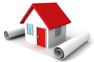 Ein süßes Haus für Ihre Kinder ist einfach gebaut.