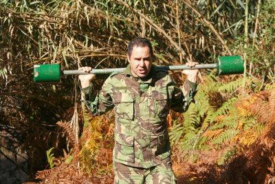 Soldaten auf Zeit haben Vergünstigungen.