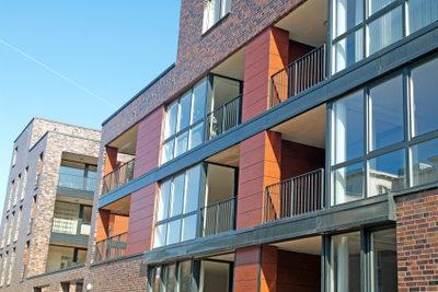 Ein Mehrfamilienhaus erfordert eine durchdachte Planung.
