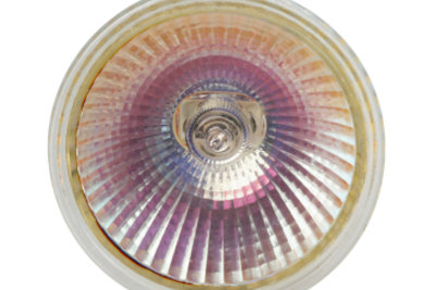 Halogenlampen leuchten lang, sparen aber Energie.