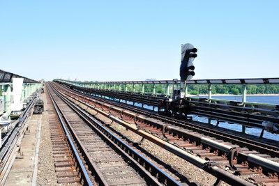 Seien Sie mit dem Zug mobil!