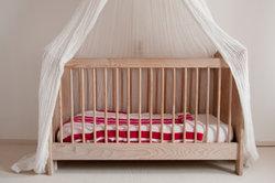 Selbstgebaute Kinderbetten sind garantiert schadstofffrei.