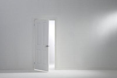 Türen beeinflussen das Wohnambiente.