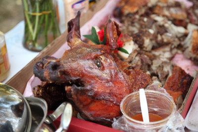 Schweinebäckchen sind heute kaum noch bekannt