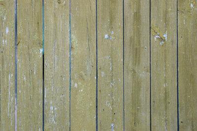Hobelmaschinen ermöglichen sehr glatte Holzflächen.