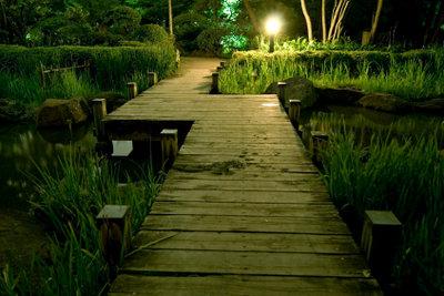 Bringen Sie Licht in Ihren Garten.