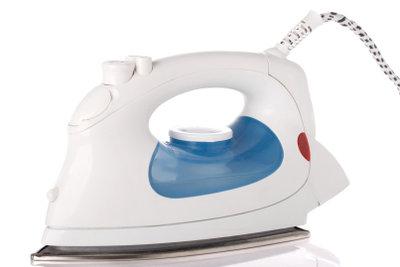 Furnier aufleimen und bügeln