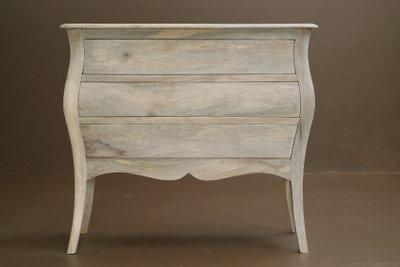 Alte Möbel sind eine Augenweide.
