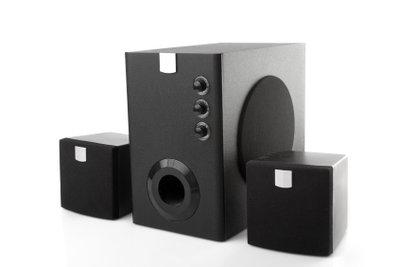 Surroundsysteme haben bis zu 8 Boxen.