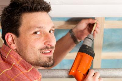 Bauen Sie die Dachisolierung richtig auf.