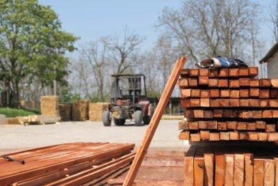 Holz ist ein vielseitiger Werkstoff.