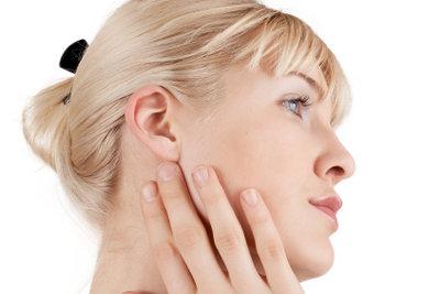 Eine Schilddrüsenunterfunktion ist behandlungsbedüftig.