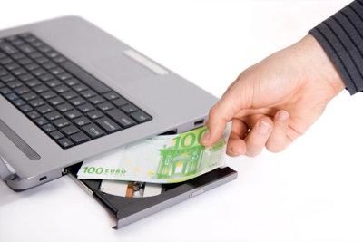 Paypal ermöglicht bargeldloses einfaches Bezahlen.