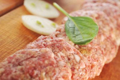 Hackfleisch ist Grundlage für viele Rezepte.