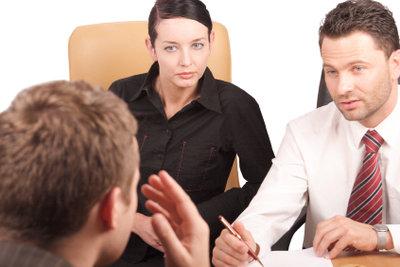 Interviews können zum Tauziehen werden.