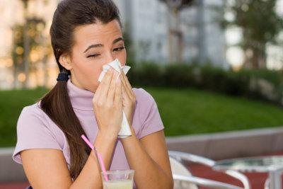 Eine Erkältung im Sommer ist fies.