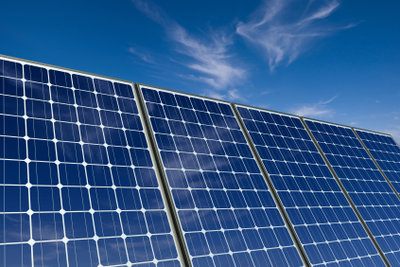 Photovoltaikanlagen bedürfen nur selten einer Baugenehmigung.