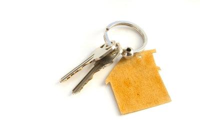 Wer hat den Schlüssel zur Tür?