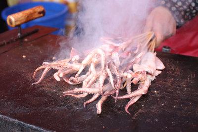 Teppan Yaki ist eine japanische Grillvariante.
