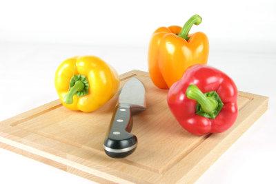 Bei Küchenmessern auf gute Qualität achten