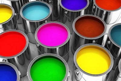 Farben für den Innenraum