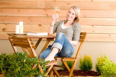 Erhalten Sie die Schönheit Ihrer Terrassenmöbel.