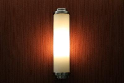 Wandlampen machen mehr aus einem Raum.