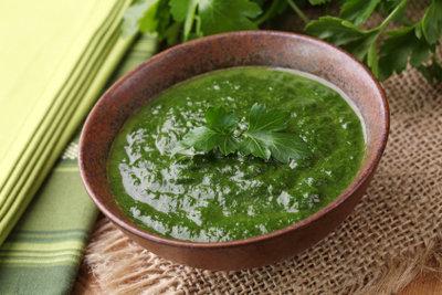 Spinat ist bei vielen Kindern unbeliebt.