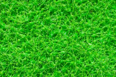 Ein künstliche Grünfläche ist eine Alternative zum echten Rasen