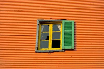 Holzfensterrahmen sollten pfleglich behandelt werden.